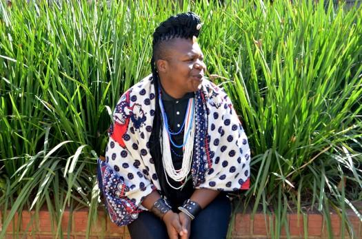 Pictured here, Albert Khoza Photo: Pheladi Sethusa