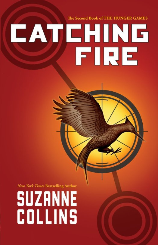 Catching Fire by Suzanne Collins. Photo: Provided