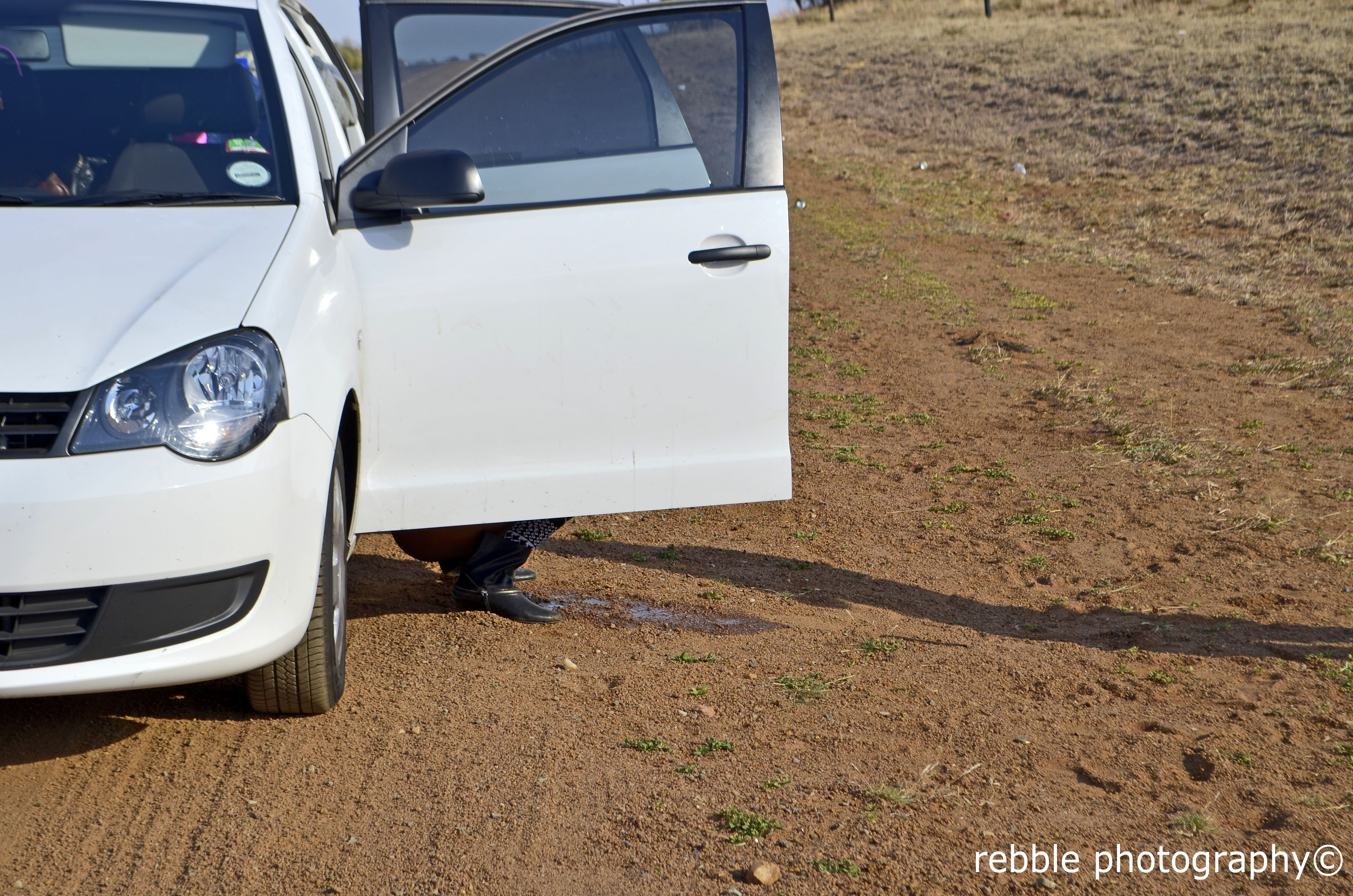 Collapsible Car Doors : Oppikoppi write snap click