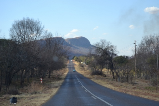 OPPI PAD: The long and windy road. Photo: Shandukani Mulaudzi