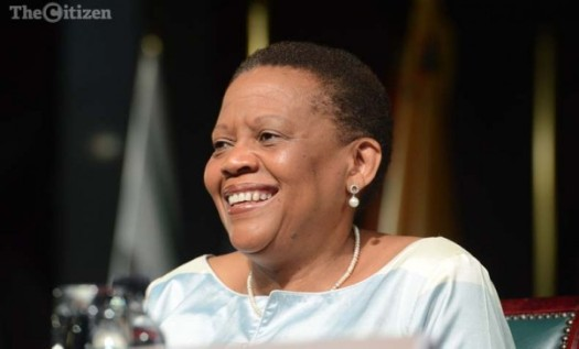 FILE PICTURE: Pansy Tlakula Chair of the Independent Electoral Commission. Picture: Tracy Lee Stark