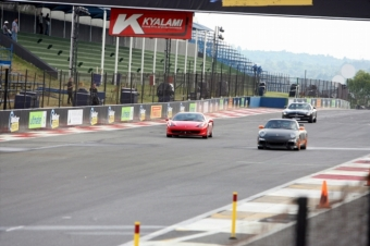 FILE PICTURE: The Kyalami Racetrack in Johannesburg. Photo by Gallo Images/Sowetan/Tshepo Kekana