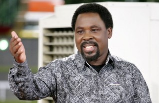 TB Joshua. Picture: Supplied