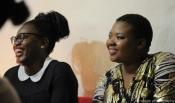 Vutomi Mushwana and Anele Mdoda