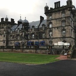 George Heriot's School in Edinbrugh, Scotland.